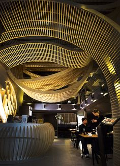9 Noodle House///Design Practice  Envision Design Consultant with R. Kim  | Australian Interior Design Awards