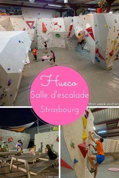 Avis sur la salle d'escalade de bloc Hueco située à Strasbourg