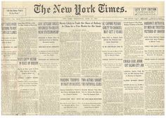 Original Newspaper AL CAPONE PLEADS GUILTY TO TAX CHARGES June 17 1931 110517CR