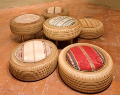 18 Cool Ideas How To Reuse Old Tires - Always in Trend | Always in Trend