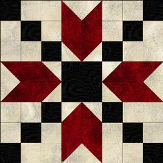 Endless Chain = jinnybeyer.com - free block patterns