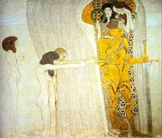 Erotic Artworks By Gustav Klimt Amazingly Brought Back To Life In The Present Day
