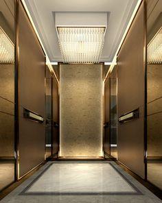 Design decorative empty - hotel clubs -CCD- Zhuzhou large Han Xier ...