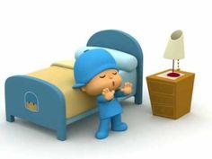 """Capítulo Pocoyo: """"Hora de dormir"""""""