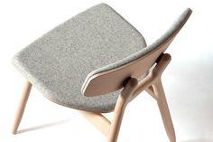 Carlos Tiscar Eco Chair