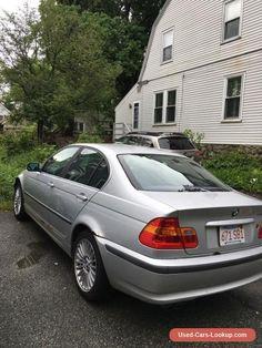 bmw 330xi 2002 a vendre