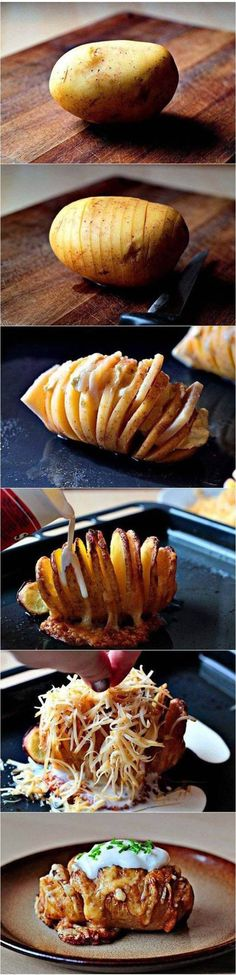 9. Perfect potato | Clever Food Hacks That Will Change the Way You Cook and Eat Food