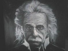 Einstein , 1mx 80cm , 2014 coleccion privada 2014