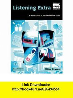 Listening Extra. Elementary to Upper-Intermediate. (9783125335769) Maxine Paetro , ISBN-10: 3125335760  , ISBN-13: 978-3125335769 ,  , tutorials , pdf , ebook , torrent , downloads , rapidshare , filesonic , hotfile , megaupload , fileserve