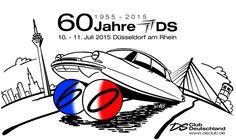 60 Jahre DS in Düsseldorf