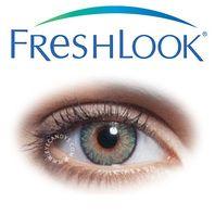 FreshLook ColorBlends Green