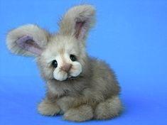Mink bunny by Kathy Myers