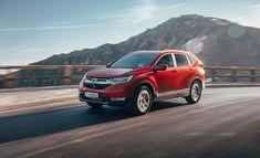 Το νέο Honda CR-V
