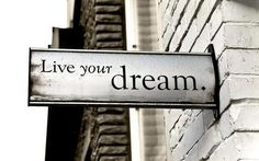 """bohoindie: """"live your dream """""""