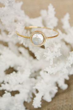 This ring is so delicate and stunning. Perfectly composed photo with soft white background. Wow. www.diamonds.pro