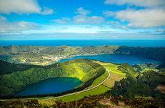 Sete Cidades, São Miguel Island, Azores - Portugal