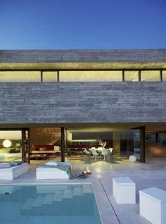 madrid house, inaqui carnicero architects