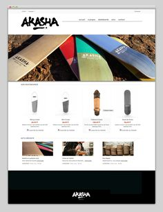 A showcase of effective and beautiful web design Ux Design, Page Design, Design Agency, Beautiful Web Design, Ecommerce Shop, Skateboard Design, Interface Design, Web Design Inspiration, Presentation Design