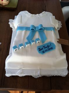 Christening cake / Tauftorte