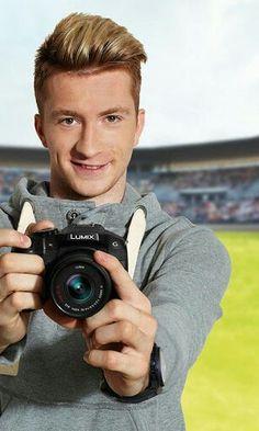 Reus, you have killer smile!!