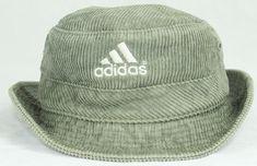 Adidas Unisex Bucket Hat Cap Size Large Color Green Corduroy  adidas  Bucket  Bucket Hat 414266992aa