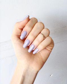 Lilac / a pastel love affair #notw #nails #mani #pastellove  #lilac #urbanoutfitters #2pour8 #purple #mtl #white