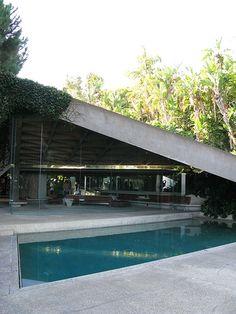 John Lautner, Goldstein House, LA