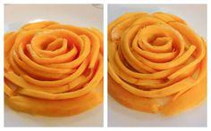 Making Mango Roses and starting my first blog- UBEREATING Mango, Roses, Desserts, Blog, Manga, Tailgate Desserts, Pink, Rose, Dessert