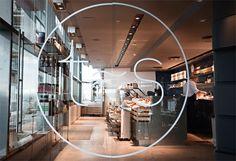 Work in Progress: Tjuvholmen Sjømagasi  Work in Progress developed this fresh, identity—loving the blind embossed details—forTjuvholmen Sjømagasi, aseafood restaurant in Oslo, Norway. There's much more to see right here.