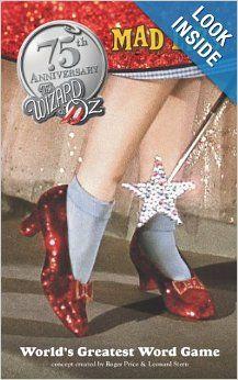 The Wizard of Oz Mad Libs: Roger Price, Leonard Stern: 9780843180176: Amazon.com: Books