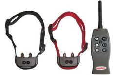 Amazon.com: Rechargeable Remote 2 Dog Training Shock Collar With Individual Vibration For Each Dog: Pet Supplies