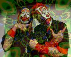 Gangsta clowns