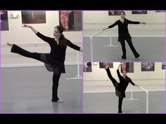 Full Barre Workout▶ Classic Ballet Barre Workout - YouTube