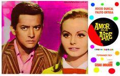 Amor en el aire (Palito Ortega & Rocío Durcal)