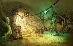 Tristram Tunnels