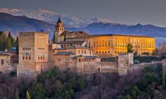 Best places to stay, eat and visit in Andalucia