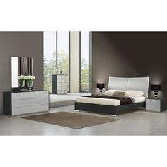 Looking Out For Trahan Platform Configurable Bedroom Set Accent Furniture, Cool Furniture, Living Room Furniture, Outdoor Furniture Sets, Display Homes, New Home Designs, Luxurious Bedrooms, Online Furniture, Living Spaces