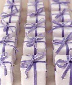 Velvet ribbon luxurious on plain white paper.