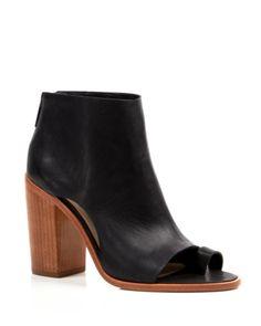 Loeffler Randall Open Toe Booties - Gigi High Heel | Bloomingdales's