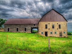 Schepp Barn West Side by Rural Shooter, via Flickr