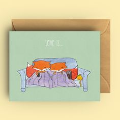 Love is… Card