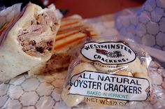 Westminster Crackers by ulterior epicure, via Flickr