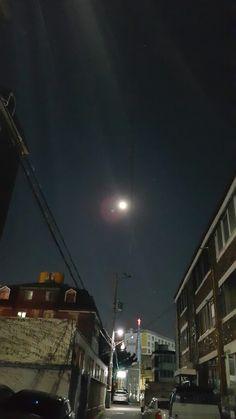 달도 밝은데 퇴근길 골목길 인생길 16ㅡ12ㅡ15