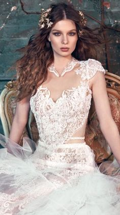 "Galia Lahav ""Les Reves Bohemians"" - Belle The Magazine"