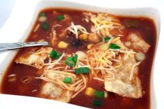 Recipe of the Day: Tortilla Soup