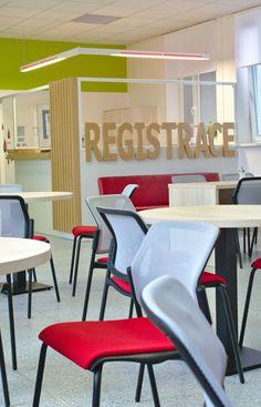 NEMOCNICE UHERSKÉ HRADIŠTĚ (ČR) Chair, Places, Furniture, Home Decor, Decoration Home, Room Decor, Home Furnishings, Stool, Home Interior Design