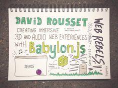 Web Rebels 2015 // David Rousset