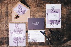 Wedding Invitation II on Behance