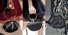Swanky handbag - picture