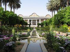 Eram Garden (Bagh-e Eram) - Shiraz, Iran